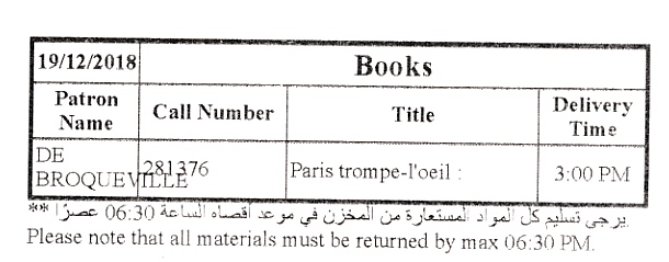 La Bibliotheca Alexandrina